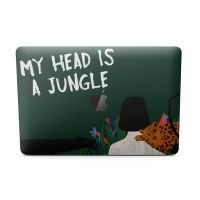 Кейс на MacBook My Head Is a Jungle