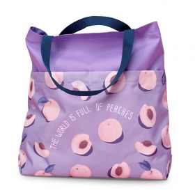 Peachy World Bag