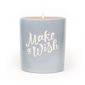 Свічка «Make a wish Grey»
