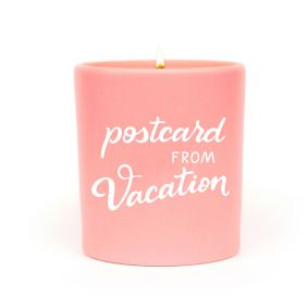 Postcard from vacation Candle (available only for delivery)
