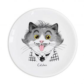 Einstein Plate (available only for delivery)