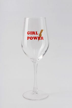 Бокал «Girl power»