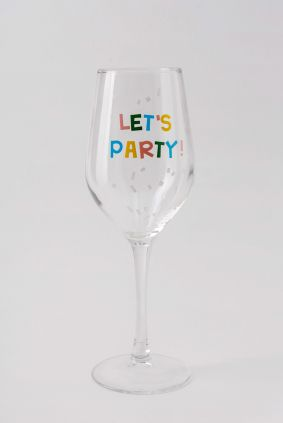 Бокал «Let's party»